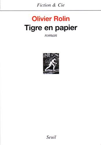 9782020375061: Tigre en papier