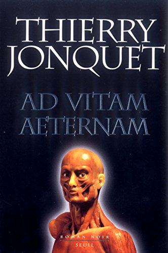 9782020385503: Ad Vitam Aeternam (Fiction & Cie)