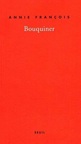 9782020385855: Bouquiner: Autobiobibliographie (French Edition)