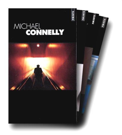 9782020386302: Coffret Michael Connelly : Le Poète - La Glace noire - La Blonde en béton