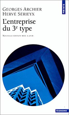 9782020403504: L'Entreprise du 3e type
