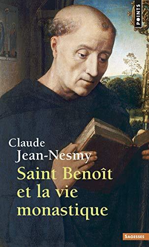 9782020407656: Saint Benoît et la vie monastique (Points sagesses)