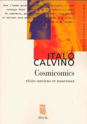 9782020413558: Cosmicomics