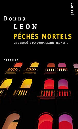 9782020476942: P'Ch's Mortels. Une Enqute Du Commissaire Brunetti (English and French Edition)