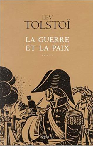 GUERRE ET LA PAIX -LA-: TOLSTOI LEV