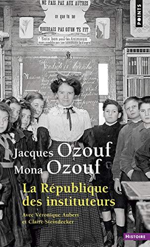9782020479622: La république des instituteurs