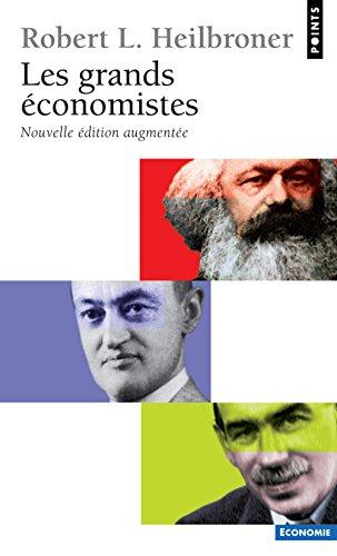 9782020481014: Les grands économistes. 2ème édition (Points economie)