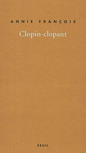 9782020490368: Clopin-clopant : Autotabacographie