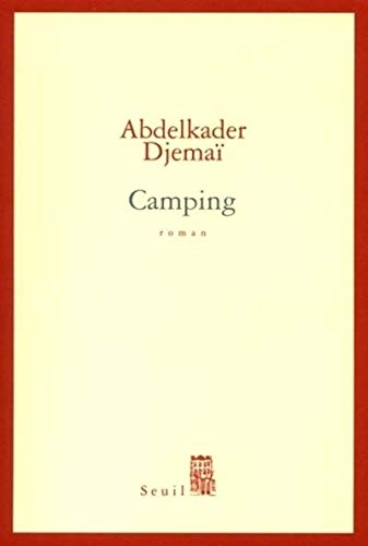 9782020495738: Camping: Roman (French Edition)