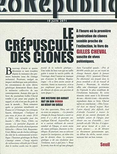 Crépuscule des clones (Le): Cheval, Gilles