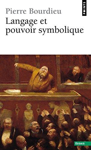 9782020509220: Langage et pouvoir symbolique