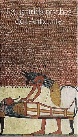 9782020513661: Coffret : mythes grecs mythes romains