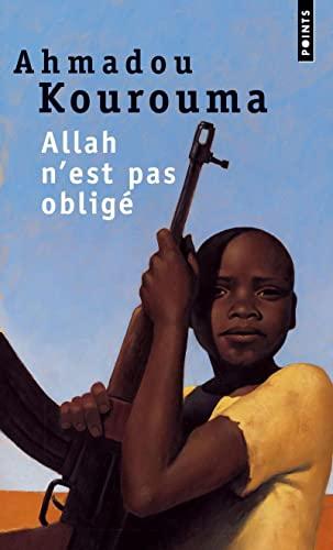 Allah n'est pas obligé: Kourouma, Ahmadou