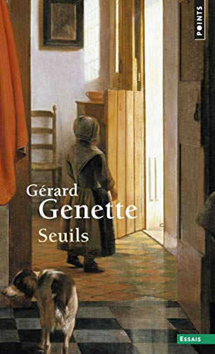 Seuils (French Edition): GÃ rard Genette