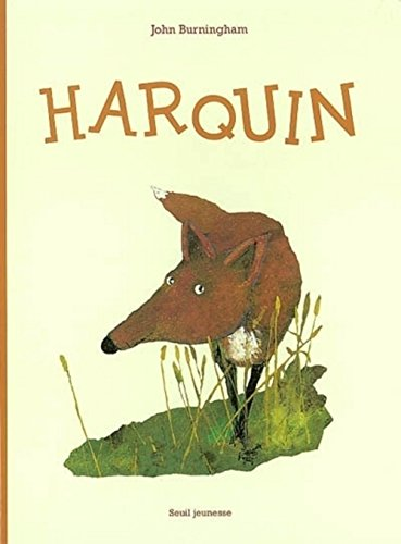 Harquin (9782020527965) by Burningham, John
