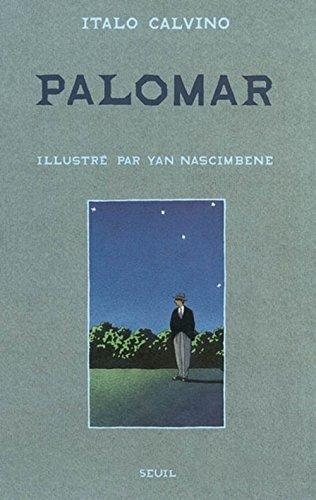 Palomar (2020531658) by Calvino, Italo; Nascimbene, Yan