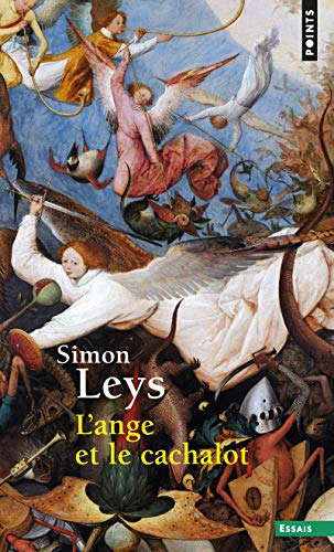9782020540100: Ange Et Le Cachalot. Essais(l') (English and French Edition)