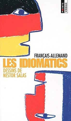 9782020541589: Les idiomatics fran�ais-allemand (Points Virgule)