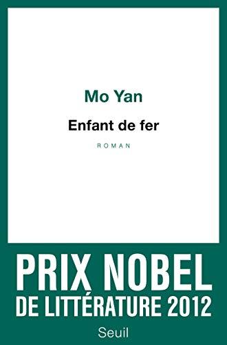 Enfant de fer (French Edition): Yan Mo