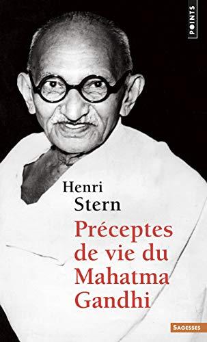 9782020541787: Preceptes de vie du Mahatma Gandhi