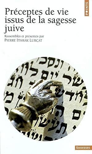 9782020541794: Préceptes de vie issus de la sagesse juive