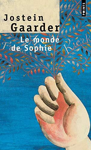 MONDE DE SOPHIE -LE- POINTS NO 1000: GAARDER JOSTEIN