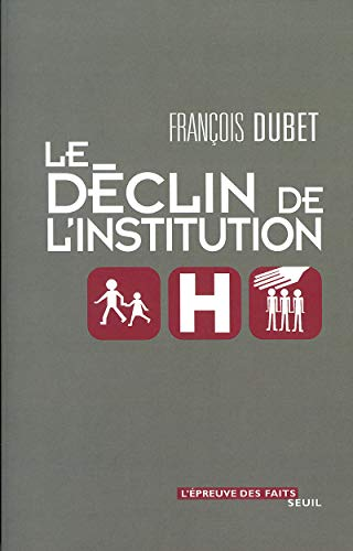 9782020551632: Le Déclin de l'institution