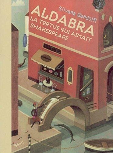 9782020552349: Aldabra : La tortue qui aimait Shakespeare