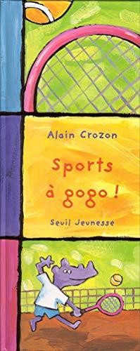 9782020557054: Sport à gogo