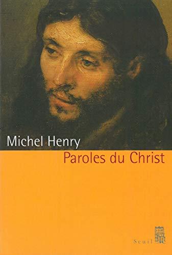 9782020557580: Paroles du Christ
