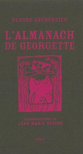 9782020561884: L'Almanach de Georgette