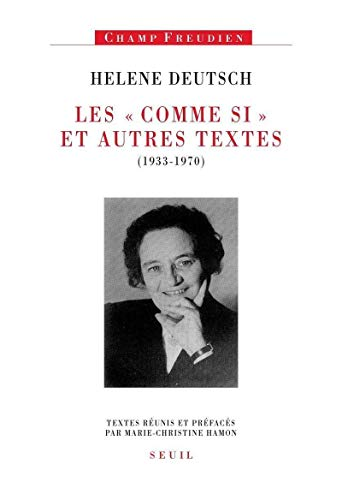 Les (French Edition): Helene Deutsch