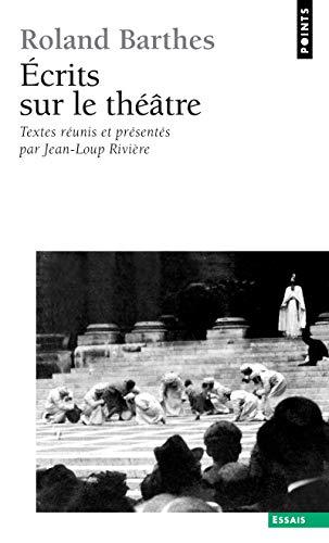 9782020567336: ecrits sur le theatre
