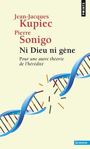 9782020585101: Ni Dieu ni gène : Pour une autre théorie de l'hérédité