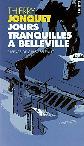 9782020591911: Jours Tranquilles Belleville (English and French Edition)