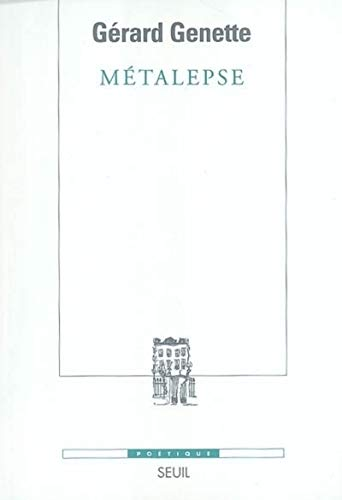 Métalepse (French Edition): Gérard Genette