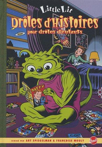 9782020601672: Little Lit : Drôles d'histoires pour drôles d'enfants