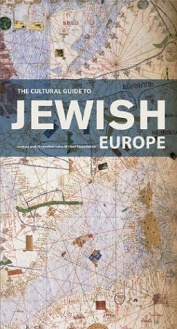 9782020612111: Cultural Gde to Jewish Europe pb*OP*