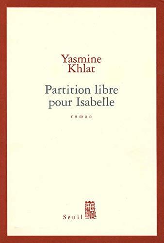Partition libre pour Isabelle: Khlat, Yasmine