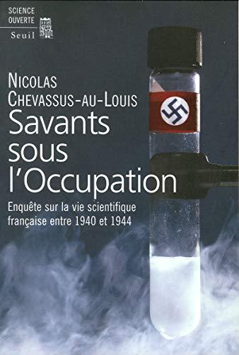 Savants sous l'Occupation: Chevassus-au-Louis, Nicolas