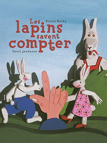 Lapins savent compter (Les): Heitz, Bruno