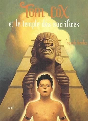 9782020615198: Tom Cox et le temple des sacrifices (French Edition)
