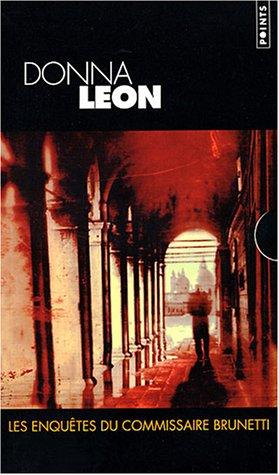 Donna Leon Coffret 3 volumes (French Edition): Donna Leon
