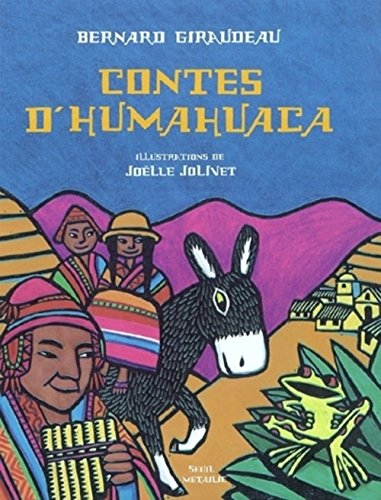 9782020628228: Contes d'Humahuaca (1 livre )