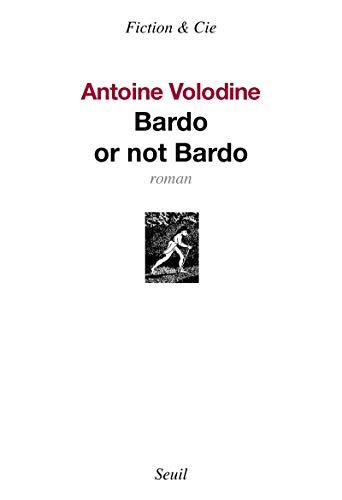 9782020628549: Bardo or not bardo