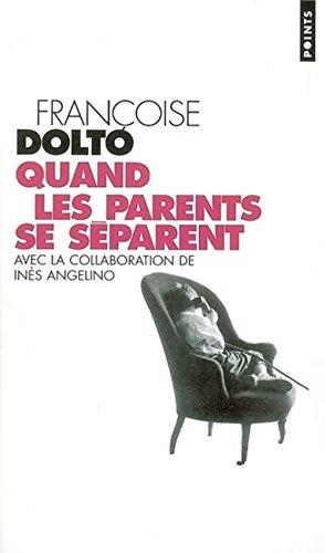 9782020635240: Quand les parents se séparent