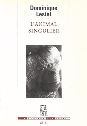 9782020668255: L'Animal singulier