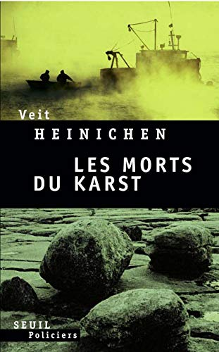 9782020676472: Les morts du Karst (French edition)