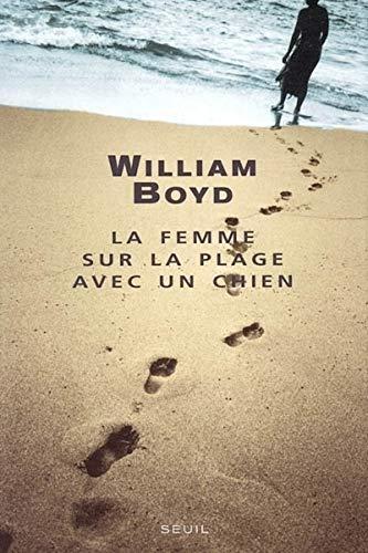 9782020679046: La femme sur la plage avec un chien (French Edition)