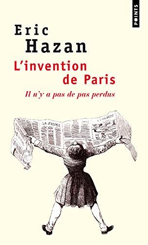 INVENTION DE PARIS -L-: HAZAN ERIC